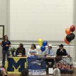New Albany Student-Athletes Make College Commitments