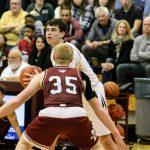 JV/Varsity Boys Basketball vs Newark 12/8/2017