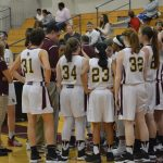 JV A Girls Basketball vs Teays Valley 12/9/2017