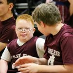Photos: NA Special Olympics vs NAHS Football 12/17/2017