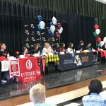 10 NAHS Student-Athletes Make College Commitments