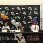 Signing Ceremony Honors 3 More College Commits