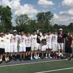 Boys Tennis Finishes as State Runner-Up