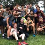 Boys Varsity Cross Country finishes 1st place at Canal Winchester Invitational
