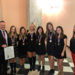 NA Girls Golf Recognized at the Ohio Statehouse