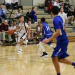 Photos: 7th and 8th Grade Boys Basketball vs Blendon 1/3/2019