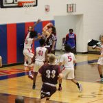 Photos: Boys Freshman Basketball at Thomas Worthington 1/29/2019