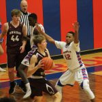 Photos: Boys JV Basketball at Thomas Worthington 1/29/2019