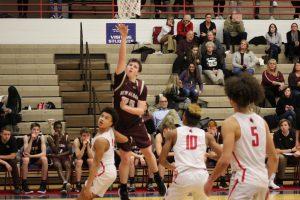 Photos: Boys Varsity Basketball at Thomas Worthington 1/29/2019