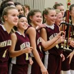 Photos: 7th Grade Girls Basketball vs Big Walnut 2/4/2019