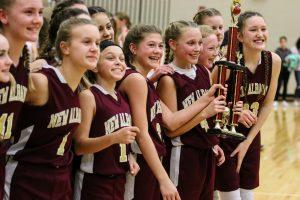 Photos: 7th Grade Girls Basketball vs Big Walnut 2/4/2019
