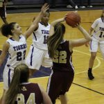 Photos: JV Girls Basketball at Pickerington Central 2/5/2019