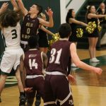Photos: JV Boys Basketball at Westland 2/12/2019