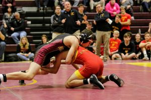 Photos: Wrestling vs Big Walnut (Senior Night) 2/14/2019