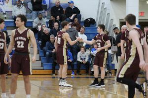 Photos: Varsity Boys Basketball at Hilliard Davidson (District Tournament) 2/23/2019