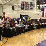 """20 NAHS Student-Athletes Commit on """"Signing Day"""""""
