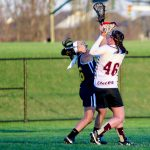 Photos: 7th Grade Girls Lacrosse vs Upper Arlington 4/15/2019