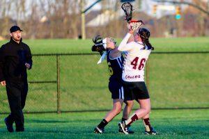 Photos: 7th Grade Girls Lacrosse vs Upper Arlington 4/15/2019