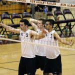 Photos: Boys Volleyball vs DeSales 5/16/2019