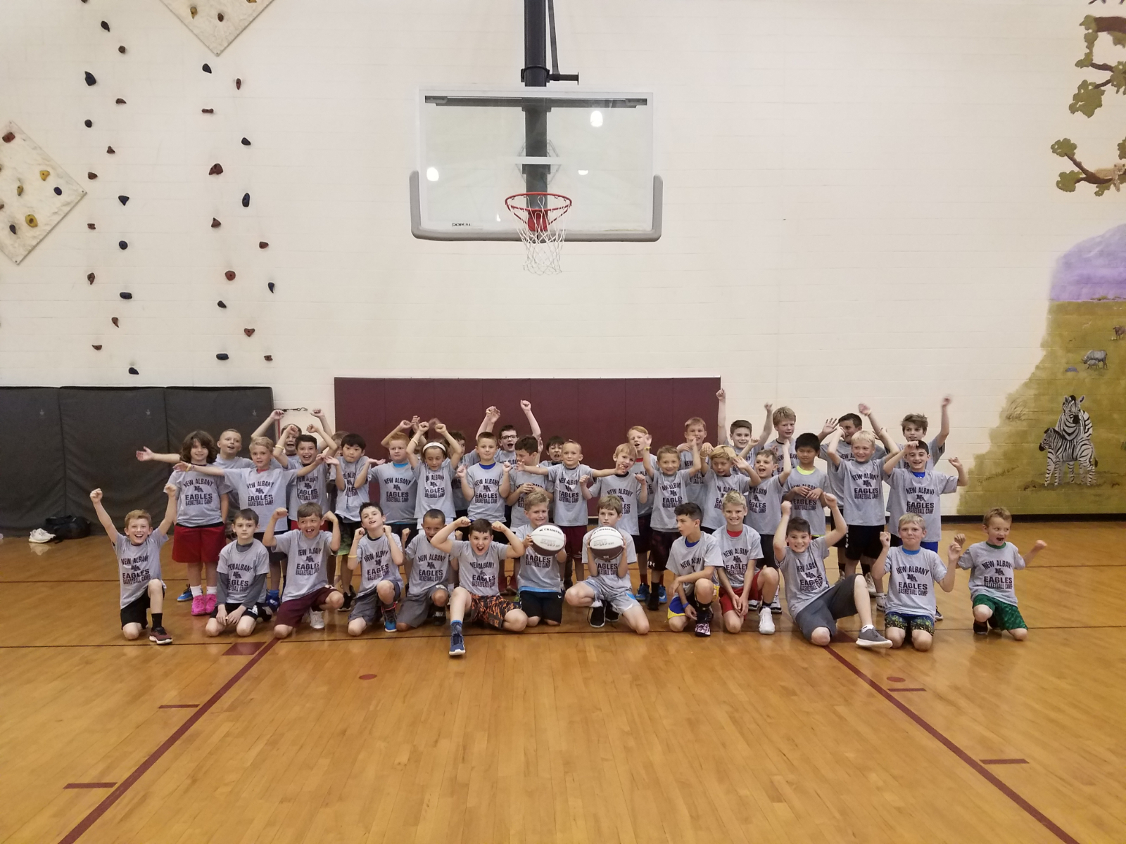 NA Boys Basketball Youth Camp