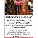 Knockouts Back to School Haircut Special