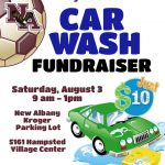 NAHS Boys Soccer Car Wash