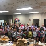 "NAHS Volleyball ""Stuff the Backpacks"""