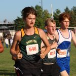 Boys Cross Country at Canal Winchester Invitational 8/28/19