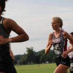 Girls Cross Country at Granville Invitational 8/31/19