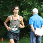 Boys Cross Country at Granville Invitational 8/31/19