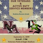 Veterans/Military Appreciation Night