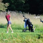 Varsity Girls Golf at NA Invitational 9/3/2019