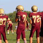 8th Grade Football vs Marysville 9/9/19