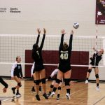 7th/8th Grade Girls Volleyball vs Blendon 9/9/2019