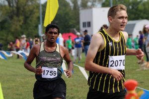 Photos: Boys Cross Country at Lancaster Invitational 9/21/19