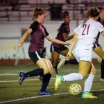 Photos: Varsity Girls Soccer vs Canal Winchester 10/4/2019