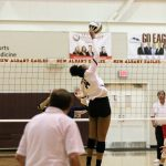 Photos: Girls Varsity Volleyball vs Teays Valley 10/14/2019