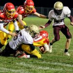 Photos: 7/8 Grade Football at Big Walnut 10/17/2019