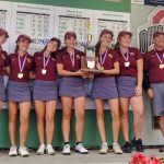 Girls Golf State Champions