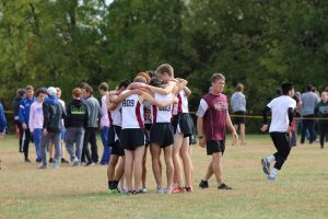 Photos: Boys Cross Country at District Championship 10/19/2019