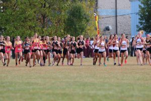 Photos: Girls Cross Country at District Championship 10/19/2019