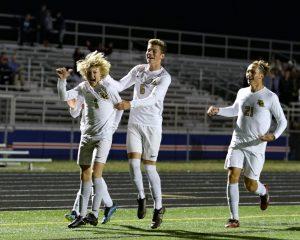 Photos: Boys Soccer at Olentangy Orange 10/22/2019 (2nd Set)