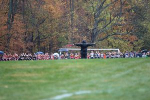 Photos: Girls Cross Country at Regional Championship 10/26/2019
