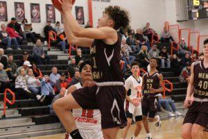 Photos: JV Boys Basketball at Mt Vernon 12/14/2019