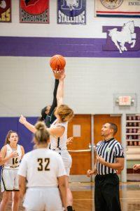 Photos: Girls Varsity Basketball vs Upper Arlington 12/27/2019
