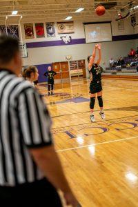 Photos: Varsity Girls Basketball vs DeSales 12/29/2019