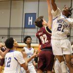 Photos: JV Boys Basketball at Mifflin 1/4/2020