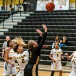 Photos: Varsity Girls Basketball at Franklin Heights 1/10/2020