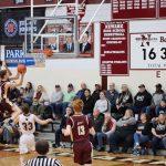 Photos: Varsity Boys Basketball at Newark 1/17/2020