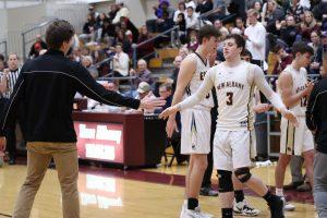 Photos: Varsity Boys Basketball vs Gahanna Lincoln 1/21/2020
